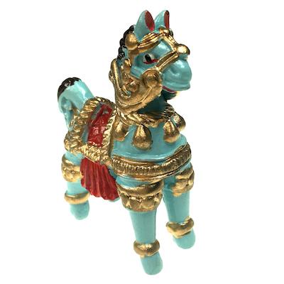 terracotta paard