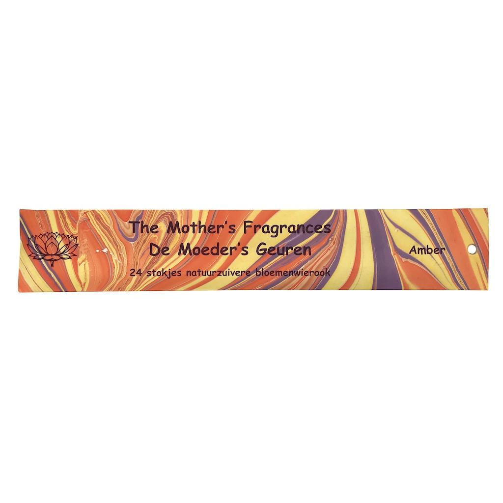 amber wierook 24 langs stokjes