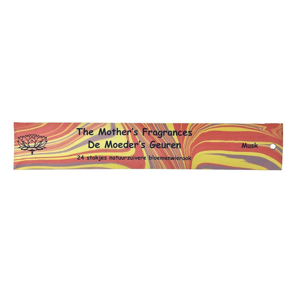 musk wierook 24 lange stokjes
