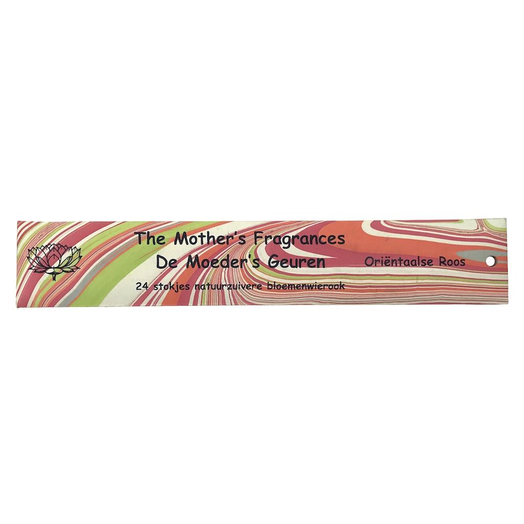 oosterse roos wierook 24 lange stokjes